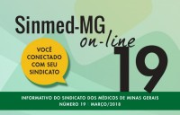 Sinmed On-Line - 19ª Edição - Março 2018