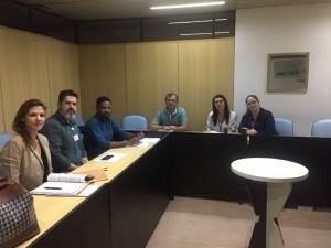 Diretores do Sinmed-MG fazem nova reunião com a PBH, em 12 de junho, para continuidadade às negociações de readequações do Plano de Carreira dos médicos