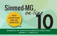 Nova edição do informativo on-line do Sinmed-MG traz importantes dados sobre a dívida do estado de Minas Gerais  com municípios, na área de saúde