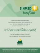 Sinmed-MG convida você para o lançamento do Novo Portfólio de Serviços e confraternização dos médicos