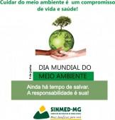 5 de junho: Dia Mundial do Meio Ambiente.