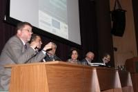 """Sinmed-MG presente no Curso """"Direito do Trabalho  Médico"""". Tema principal foi o Cooperativismo Médico"""