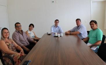 Sinmed-MG reúne com secretário de Saúde de Ribeirão das Neves