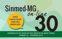 Sinmed On-Line - 30º edição - Fevereiro 2019