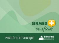 Portfólio de Serviços do Sinmed-MG: benefícios exclusivos para você, médico