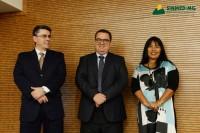 SINMED-MG PARTICIPA DA PRIMEIRA SOLENIDADE DE ENTREGA DE CARTEIRAS DE 2018 PARA MÉDICOS RECÉM-FORMADOS NO CRMMG