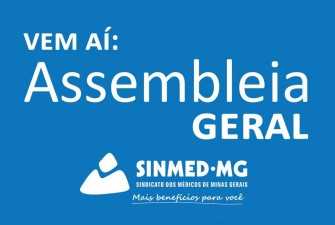 Atenção médicos peritos da SEPLAG: nova asssembleia da categoria dia 23 de agosto, no Sinmed-MG