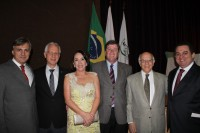 Sinmed-MG na homenagem às Personalidades Médicas e Médicos Mineiros em Destaque