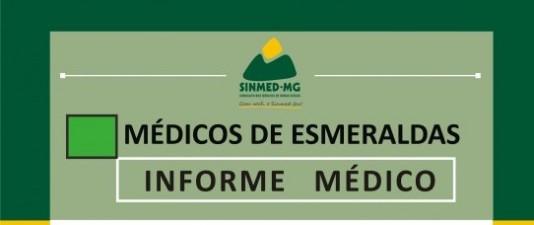 Vem aí: assembleia geral dos  médicos de ESMERALDAS