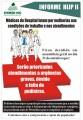 HIJPII: decisão de priorizar atendimentos de urgência, conforme deliberado em AGE