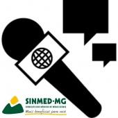 Entrevista do presidente do Sinmed-MG aborda o sucateamento da saúde pública no estado