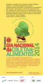 8 de novembro é o Dia Nacional da Coleta de Alimentos: arrecadação de alimentos para instituições carentes. Faça parte desta campanha!