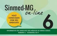 SINMED ON-LINE - 6ª EDIÇÃO - FEVEREIRO 2017