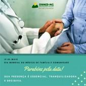 19 de maio | Dia mundial do médico de família e comunidade