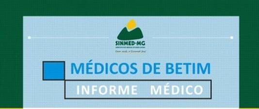 Participem da assembleia geral da categoria: dia 7/2, 3a feira, 19h, no Sinmed-MG (Av. Contorno, 4999- Serra)