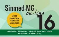 SINMED ON-LINE - 16ª EDIÇÃO - DEZEMBRO 2017