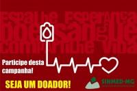 Sinmed-MG incentiva médicos, colaboradores e sociedade para doação de sangue