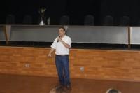 """Diretor do Sinmed-MG, Artur Mendes, ministra palestra para alunos da FAMINAS-BH  no """"Dia do Médico"""""""