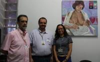 Sindicato visita Maternidade Odete Valadares e encontra uma unidade totalmente sucateada