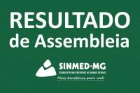 Em assembleia geral, médicos do Hospital Metropolitano Dr. Célio de Castro discutem Acordo Coletivo