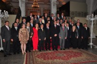 Novo presidente da Fenam firma compromissos durante cerimônia de posse da nova diretoria