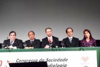 Sinmed-MG presente na mesa de abertura do 25º Congresso da Sociedade Mineira de Cardiologia