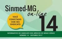 SINMED ON-LINE - 14ª EDIÇÃO - OUTUBRO 2017