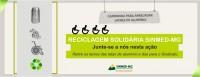 """Março é mês de """"Reciclagem solidária Sinmed-MG"""": colabore com a ação social que vai arrecadar lacres de latas de alumínio para o projeto """"Lacre do Bem"""""""