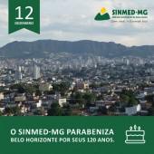 12 de dezembro: aniversário de 120 anos de Belo Horizonte