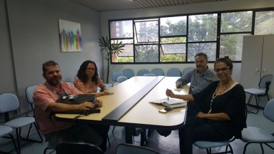 Sinmed-MG atuante na PBH: diretoria discute pauta dos médicos das UPAS de Belo Horizonte com gestão