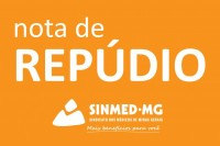 Sinmed-MG repudia truculência e repressão da Prefeitura de Belo Horizonte e Polícia Militar contra professores da rede municipal de BH e o Sind-REDE/BH