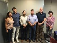 Estreitando laços com as entidades, Sinmed-MG visita mais uma entidade: Sociedade Mineira de Pneumologia e Cirurgia Torácica
