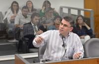 Sinmed-MG em reunião na ALMG que discute atenção à saúde do homem