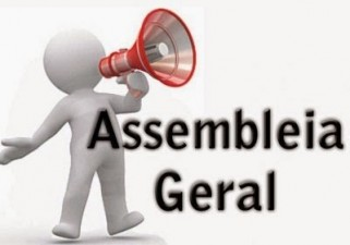 Assembleia geral do ESTADO: DIA 27 DE DEZEMBRO, 4A FEIRA, AS 19H