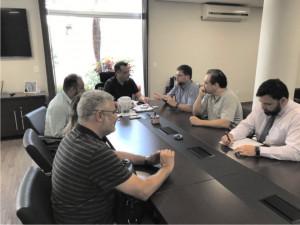 Contagem: em reunião com o Sinmed-MG, prefeito destaca que a paralisação da categoria foi um recado forte para a retomada do diálogo