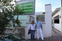 """Centro de Saúde Nossa Senhora Aparecida acaba atendendo  muito """"agudos"""", pela proximidade de população de risco"""