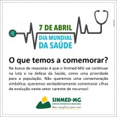 7 de abril- Dia Mundial da Saúde:  esquecida e desassistida no Brasil!