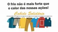 Sinmed-MG realiza campanha para arrecadar agasalhos e cobertores. Abrace esta causa e aqueça quem precisa
