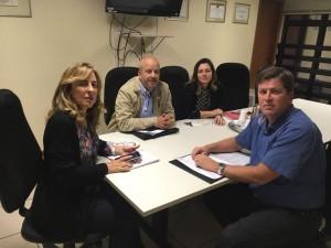 Sinmed-MG atuante: Diretoria  do sindicato se reúne com presidente da Hemominas para discutir a pauta dos médicos