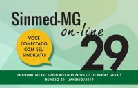 Sinmed On-Line - 29ª edição - Janeiro 2019