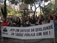 Médicos da PBH se unem aos movimentos populares da capital mineira