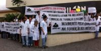 Sinmed-MG manifesta apoio ao movimento reivindicatório dos residentes em busca de valorização da categoria e melhores condições de trabalho