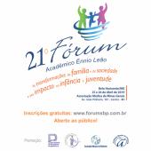 21º Fórum da Academia Brasileira de Pediatria