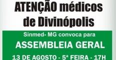 Nova assembleia de Divinópolis