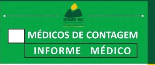 Dia 6 de junho temos assembleia geral dos médicos da rede pública de Contagem