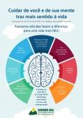 Campanha social do Sinmed-MG em defesa da saúde mental mobiliza acadêmicos, médicos e sociedade