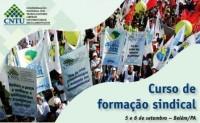 Sinmed-MG participa do curso de Formação Sindical em Belém, nos dias 5 e 6 de setembro
