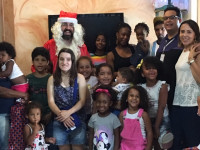 Natal e solidariedade no Sinmed-MG