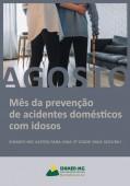 Sinmed-MG alerta para a prevenção contra acidentes domésticos com idosos