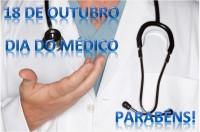 18 de outubro: Dia do Médico